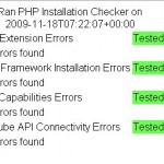 PicasaWeb API 如何用php寫呢?