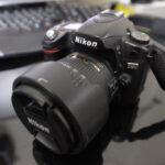 Nikon D80到手