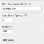 2011〔新〕在Blogger文章加上Facebook留言功能