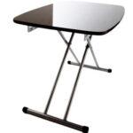 ACCESSCO 日式鏡面多段階升降折疊桌