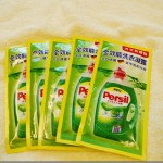 【試用】德國百年洗衣技術-綠色奇蹟Persil全效能洗衣凝露