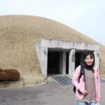 匹夫匹婦遊韓國-Day 5☁慶州追星追櫻追古蹟追追追,追到大陵苑