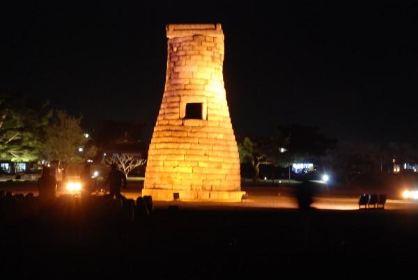 匹夫匹婦遊韓國-Day 5☁慶州追星追櫻追古蹟追追追,追到瞻星臺、臨海殿遺跡、雁鴨池