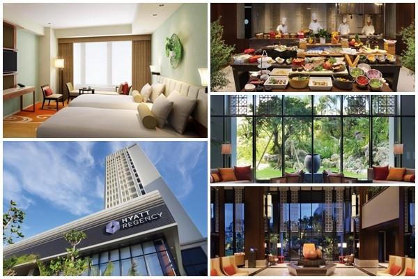 【日本沖繩酒店】沖繩那霸凱悅酒店 (Hyatt Regency Naha Okinawa)