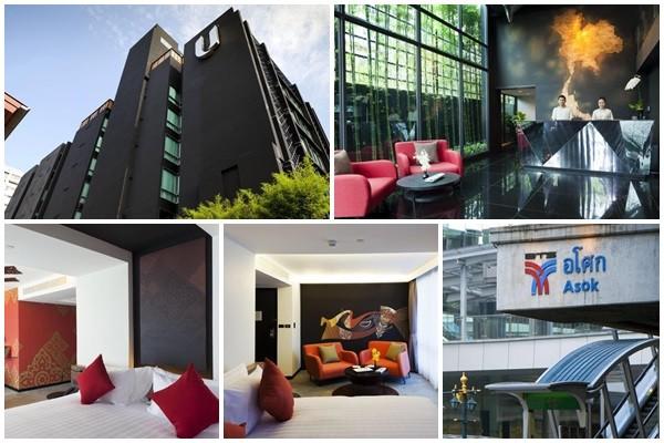 【曼谷】住宿.四星級的曼谷U素坤逸旅館 (U Sukhumvit Hotel Bangkok)