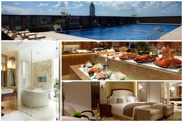 【Hotel Taipei】大倉久和大飯店 (The Okura Prestige Taipei Hotel)