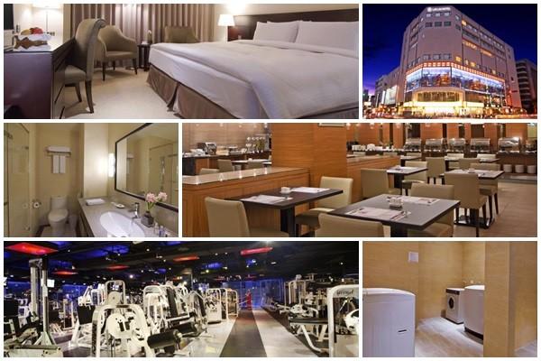 【台中住宿推薦】來來商旅 (Lai Lai Hotel,ライ ライ ホテル)