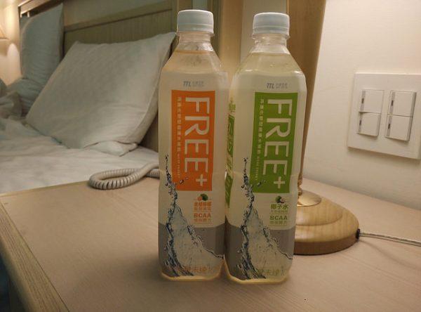 補充電解質的小撇步…FREE+椰子水