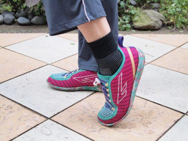 運動就是要穿EGXtech 8字繃帶機能運動襪