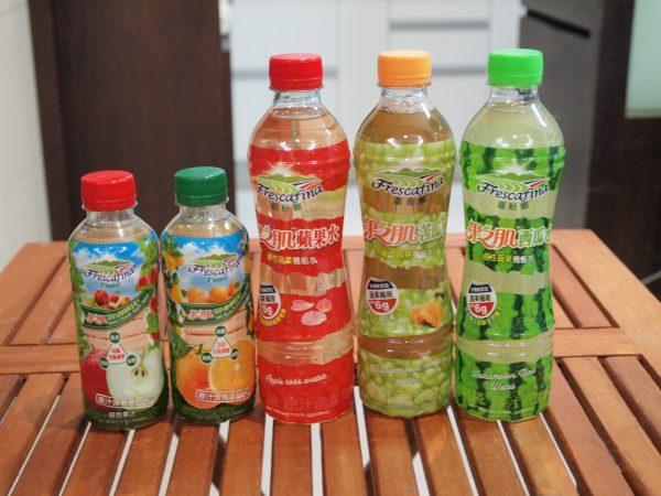 無添加防腐劑的嘉紛娜果之肌鹼性蔬果機能水、全果汁真是無菌冷充填生產的