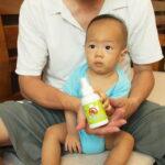 大地之愛USDA有機嬰兒防蚊液用的安全放心