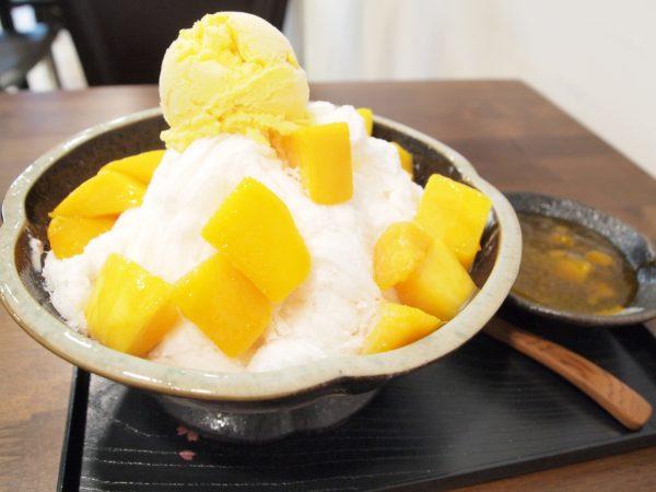 賣雪花冰、豆花的冰店還是台北信義區的寒舍冰舖讚
