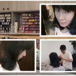 【新竹竹北髮廊】只有玖壹髮廊可以救救我的燙髮,剪髮