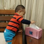 宅配【蝶仙子】自動彈升面紙盒,面紙方便好抽取,台灣製造專利設計!
