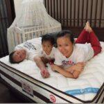 台灣製造乳膠獨立筒彈簧床50天試睡優質睡眠計劃,一覺到天亮
