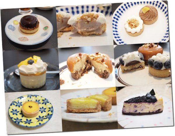 新竹下午茶【預言 Prophecy Cafe】食器雜貨甜點,每日新鮮手作甜點『九宮格禮盒』,螞蟻控一定會愛!