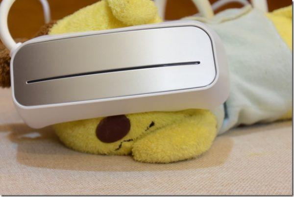 有專利的眼睛按摩,AURAI水波式按摩眼罩冷敷熱敷兼具眼部舒壓