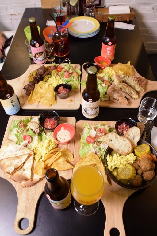 【忠孝敦化精釀啤酒餐廳】輕食早午餐打卡新亮點!ABV加勒比海餐酒館