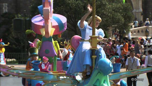 小倆口東京自由行-Day 4 Fun東京迪士尼