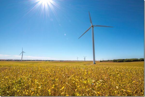 離岸風電之風力發電-台灣綠能產業再生能源的黑馬