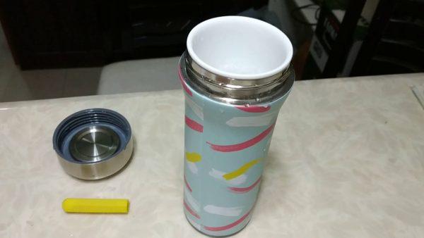 【SWANZ】陶瓷保溫杯/不鏽鋼保溫瓶,保冷或保熱可以維持3-5小時,食物保溫罐出遊推薦攜帶