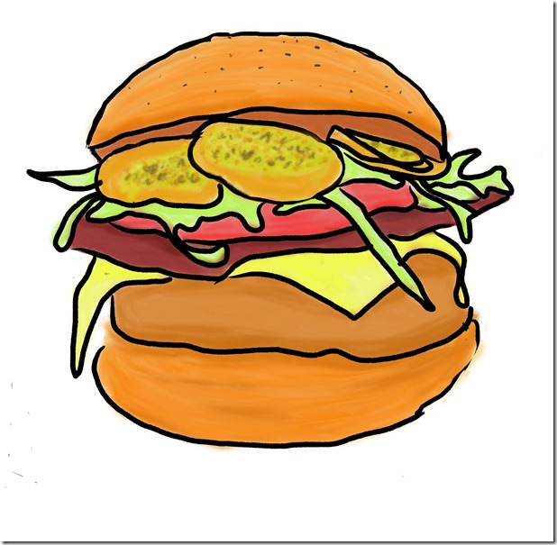 hambuger